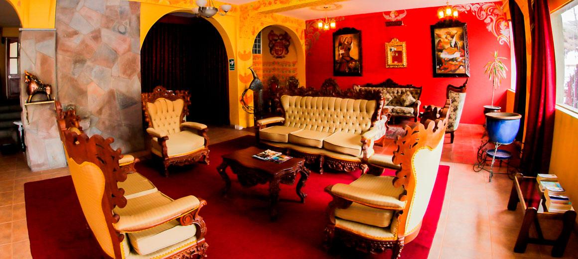 Un Hotel Confortable Con Una Céntrica Ubicación Ideal Para Descubrir Cusco